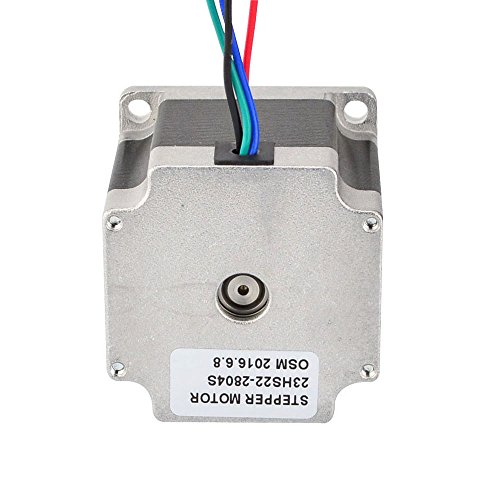 Nema 23 CNC Stepper Motor 2.8A 178.5oz.in/1.26Nm CNC Stepping Motor DIY CNC Mill by STEPPERONLINE (Image #5)