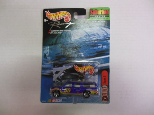 Deluxe Square D from Hot Wheels Racing, Suburban Series 1:64 Scale Die Cast 1 In a Series of - Suburban Square