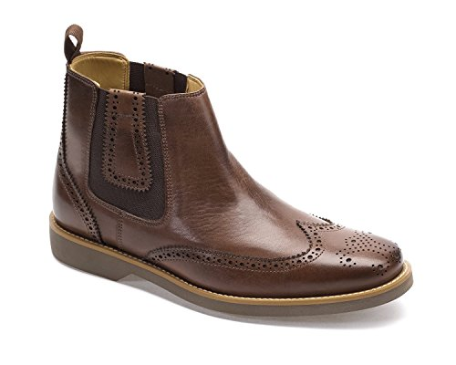 Chelsea Anatomic Coffee amp; Boots Co Gustavo Smooth xTnvqnRw0