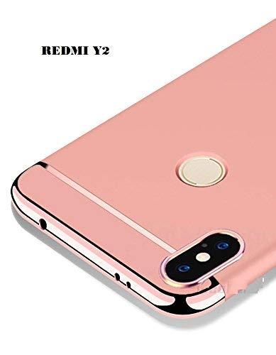 release date: ebda3 94879 ERIT 3-in-1 Blue Matte Finish Full Body Protective Back Cover Case for  Xiaomi redmi Mi Y2- Redmi Mi Y2 Back Cover