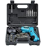 Multifunctional Electric Hand Drill with Electric Screwdriver Set
