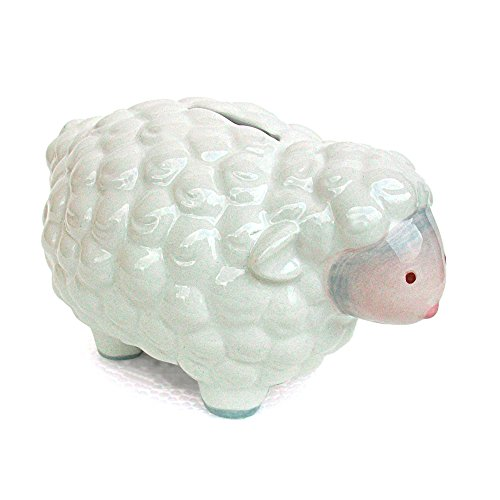 Child to Cherish 3555GY Lamb Bank-Grey Face, Multicolor