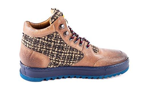 Melvin & Hamilton MH15-399, Sneaker Uomo Marrone Marrone 42 EU