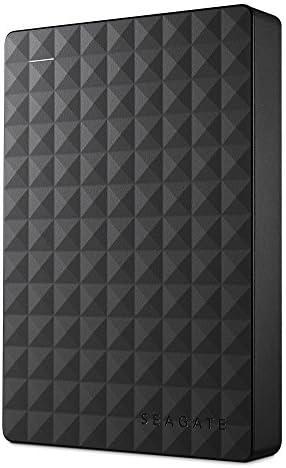 Seagate Expansion 4TB Portable External Hard Drive USB 3.0 (STEA4000400) [並行輸入品]