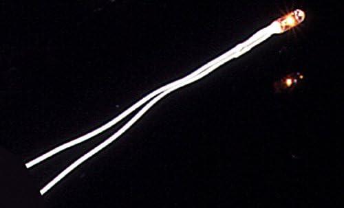 "Cir-Kit Concepts 12V GOR BULB w// 8/"" black wires 50 ma CK1010-6A NEW!"