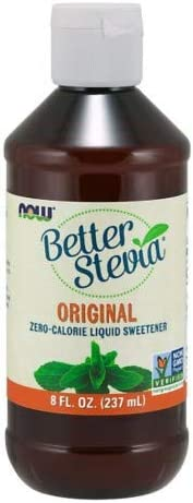 Now Foods BetterStevia Original Liquid Extract – 8 fl. oz. 3 Pack