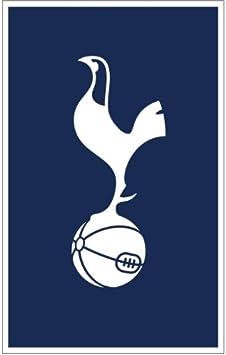 Tottenham Hotspur FC Crest Floor Rug 80cm x 50cm Blue