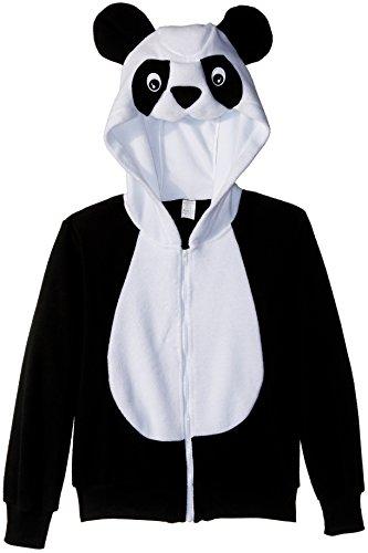 RG Costumes 40513-L Funsies' Parker Panda Hoodie, Child Large/Size 12-14