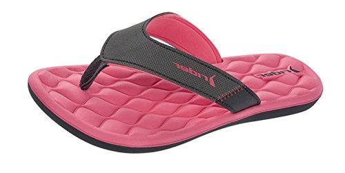 Rider - Chanclas para mujer multicolor - Pink/Black