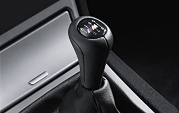 BMW Genuine Leather Gear Stick//Shift Knob Automatic 25167533347