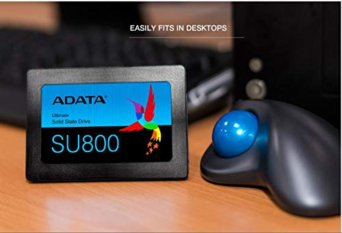 ADATA SU800 2TB 3D-NAND 2.5 Inch SATA III High Speed Read & Write up to 560MB/s & 520MB/s Solid State Drive (ASU800SS-2TT-C) by ADATA (Image #5)