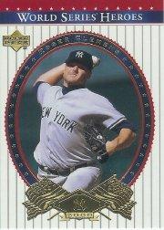 Upper Series World Deck (2002 Upper Deck World Series Heroes Baseball Card #84 World Series Mint)
