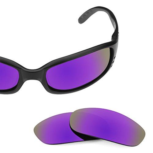 Costa Plasma para Púrpura Brine repuesto Opciones — Polarizados de múltiples Lentes Revant Mirrorshield Bq4O6gUwxq