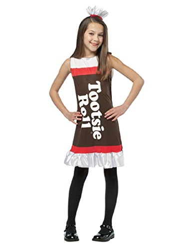 TOOTSIE ROLL TANK DRESS 7-10 ()