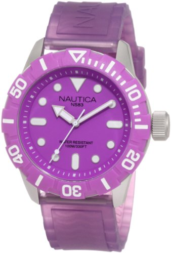 Nautica Men's N09606G South Beach Jelly NSR - 100  Watch