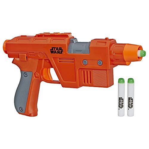 Star Wars Nerf Poe Dameron Blaster Now $9.99 (Was $24.99)