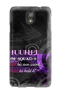 New Fashion Premium Tpu Case Cover For Galaxy Note 3 - Bleach 1342090K56899051