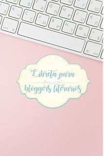 Agenda para blogueros literarios: interior blanco y negro ...