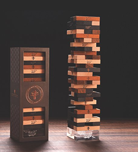 Jenga Premium Hardwood Game by Jenga®
