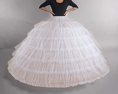 Hoop Skirt : Are you making a long skirt that needs some extra support to get a specific silhouette?