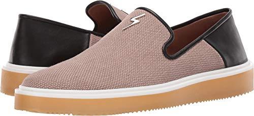 - GIUSEPPE ZANOTTI Men's Offman Flash Slip-On Sneaker Mandorla 41 M EU