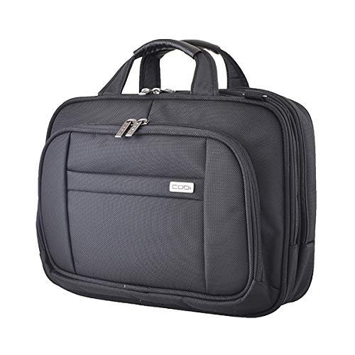 "CODi Riserva X2 15.6"" Triple Compartment Laptop Case (C8901) - Ballistic Nylon"