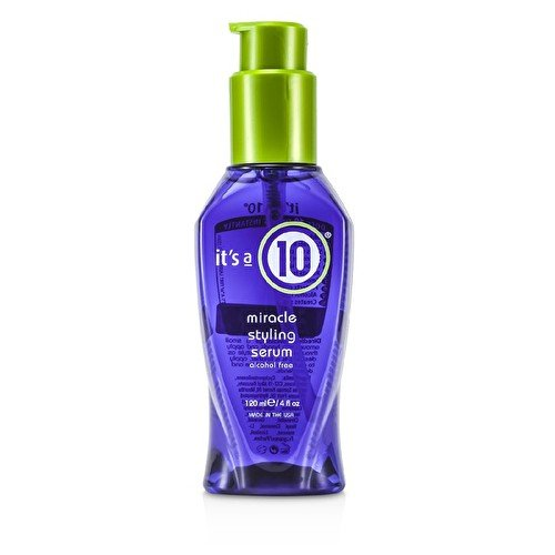 it's a 10 Miracle Styling Serum 4 - Mile Shops The Miracle