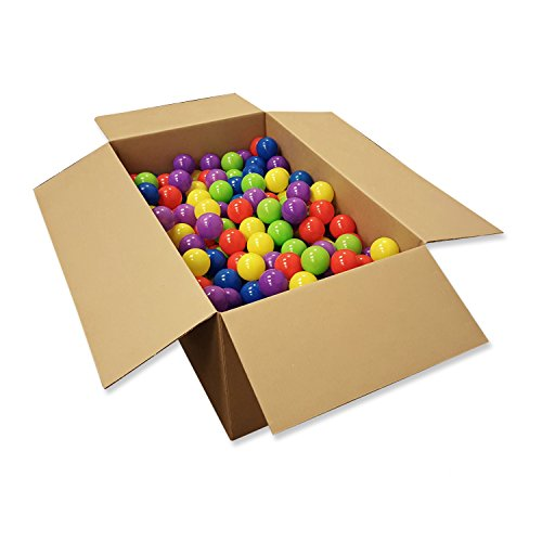 Kiddy Up Crush Resistant Pit Balls (1000 Count) -
