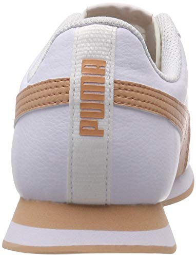 dusty Turin Adultes Pour Baskets Puma puma 07 Coral Ii Blanches White Unisexes fwOqOz67
