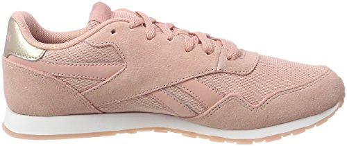 Rose Gold Pink Ultra Sneakers White Women's Chalk Reebok Pink Low Royal Sl Top vZAxxzBPq4