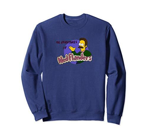 The Adventures of Ned Flanders Sweatshirt Hoodie -