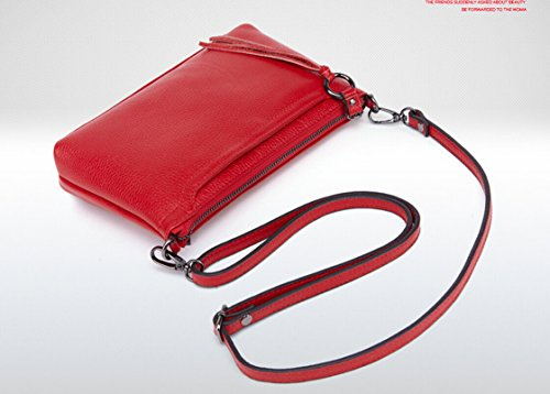 Messenger Bag Purse Shoulder Crossbody Iphone Women's Fit Plus Yellow Leather Clutch Wallet Missmay 6 qg8BxwE