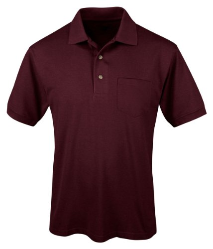 tri-mountain-mens-peak-performers-easy-care-pocket-shirtdark-maroon2xlt