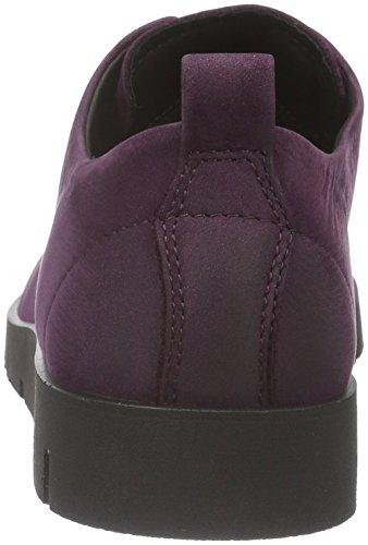 Derby Bella para Mauve2276 Ecco de Mujer Morado Cordones Zapatos qpwHUH7F