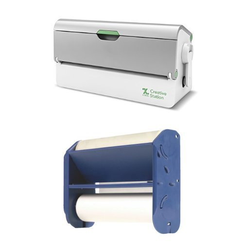 Creative Station Laminator (Xyron Creative Station with 5 inch Adhesive Refill)