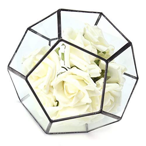 Bureze Irregolare Vetro Geometric terrario Box fioriera DIY Tavolo pianta grassa