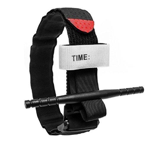 Medical Tourniquet Combat Outdoors Spinning Emergency Tourniquet One-Handed Tourniquet Medical First Aid Equipment - Tourniquet Velcro