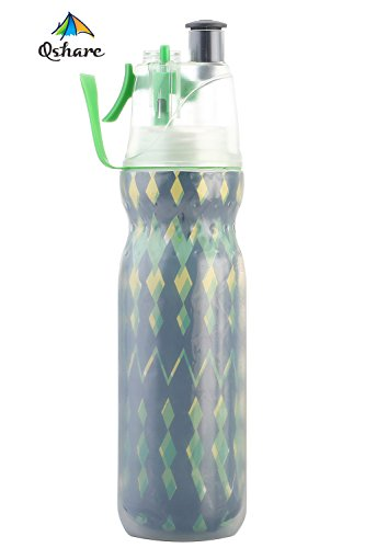 sports spray water bottle - 1