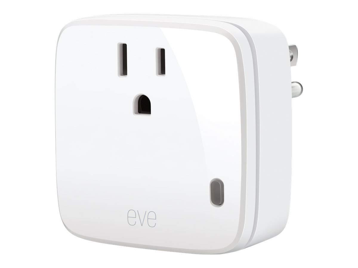 Eve Energy - Smart Plug & Power Meter with Apple HomeKit technology, Bluetooth Low Energy (Certified Refurbished)