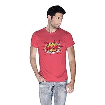 Cero Boom Retro T-Shirt For Men - S, Pink
