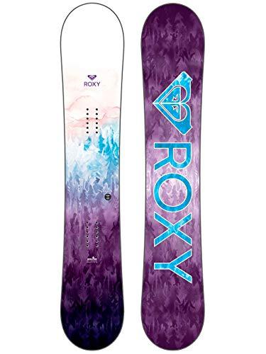 2019 Roxy Sugar Banana Women's Snowboard (142 cm) (Womens Btx Snowboard)