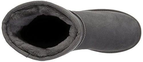 5251 Stivali Bambino UGG Short K's Unisex Grey Classic qwxtOI8