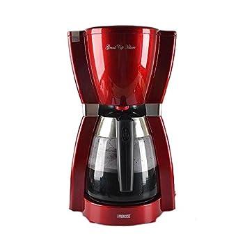 Máquina De Café Eléctrica Drip Coffee Machine American Tea Coffee De Doble Uso 12 Cámaras: Amazon.es: Hogar