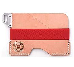 Veg-Tan Dango Civilian Leather EDC Wallet Made in USA