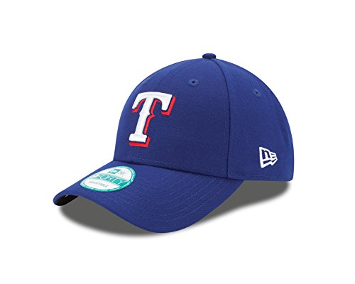 MLB The League Texas Rangers Game 9Forty Adjustable Cap