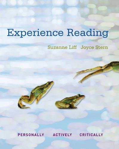 Looseleaf for Experience Reading Book 1