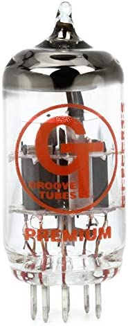 3-pack Value Bundle Groove Tubes GT-ECC83-S Select Preamp Tube