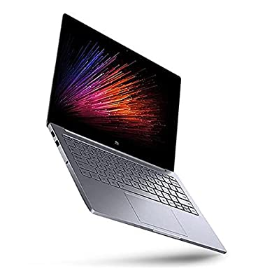 Xiaomi Air 12 Laptop - Windows 10 Home English, FHD 12.5 Inch Display, 1080P, Intel Core M3-6Y30 CPU, 4GB DDR3 RAM, Intel GPU
