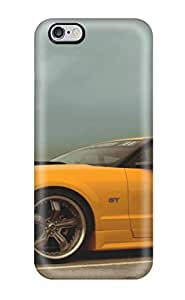 Excellent Iphone 6 Plus Case Tpu Cover Back Skin Protector Mustang Vehicles Cars Mustang