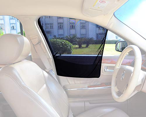 Bayan Front Window Driver Sunshades 2